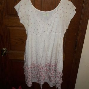 DREAM OUT LOUD FLOWERED DRESS, SIZE XL